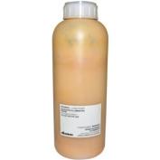 Nounou Nourishing Illuminating Cream For Colour Treated Hair Unisex Conditioner by Davines, 1000ml
