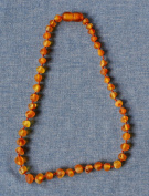 Raw Baltic Amber Teething Necklace - Maximum Pain Relief