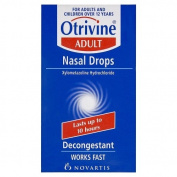 Otrivine Adult Decongestant Drops - 10ml
