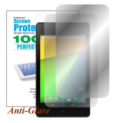 KAYSCASE Screen Protector for New Nexus 7 2013, 2nd Generation, Jelly Bean Android 4.3