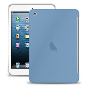 KaysCase Slim Soft Gel Smart Cover Compatible Back Cover Case for Apple iPad Mini