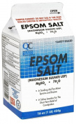 Quality Choice - Epsom Salt - 1 lb.