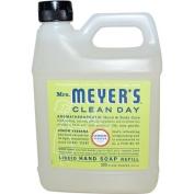 Mrs. Meyer's Liquid Hand Soap Refill - Lemon Verbena - 33 lf oz - HSG-1237783