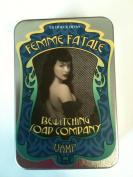 Femme Fatale Vamp Handmade Soap