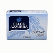 "Felce Azzurra Bar Soap ""Classic"" Sapone Classico 100g - 6-BARS"
