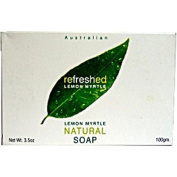 Tea Tree Therapy Lemon Myrtle Natural Soap - 100ml Tea Tree Therapy Lemon Myrtle Natural Soap - 3.