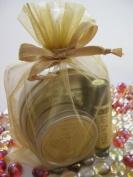 100% Natural Vanilla Bee Bar 3pc. Gift Set - Honey Hive Naturals