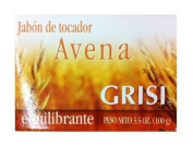 Grisi Natural Oat Bar Soap with Humederm - 100ml/100 Gms