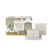 Gianna Rose Alfred Austins Quotable Gardenders Soap with Dish