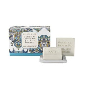 Gianna Rose William Kent Quotable Gardener's Soap with Dish
