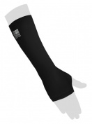 Wrist Sleeve with Thumb Hole - Black - S