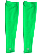 Full Length Arm Sleeve - Sold in Pairs - Neon Green - L