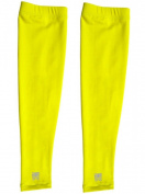 Full Length Arm Sleeve - Sold in Pairs - Neon Yellow - M