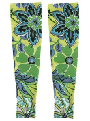 Full Length Arm Sleeve - Sold in Pairs - Wildflower - S