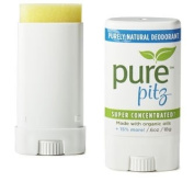 Pure Pitz 100% Organic & purely natural deodorant