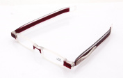Unisex Unique Design Unbreakable New Technology TR90 Ultralight Folding Slim Mini Reading Glasses 4 Colours Selection +1 +1.5 +2 +2.5 +3 +3.5