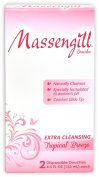 Massengill Extra Cleansing Tropical Breeze Fragrance Disposable Douche, 130ml, 2 Count