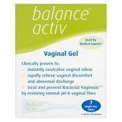 Balance Activ Vaginal Gel - 7 Tubes