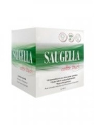 Saugella Cotton Touch Day 14 Extra-Fine Sanitary Napkins with Wings