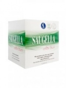 Saugella Cotton Touch Night 12 Extra-Fine Sanitary Napkins with Wings