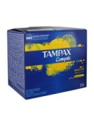 Tampax Compak 24 Regular
