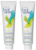 2 Foot Works Maximum Strength Cracked Heel Cream Bonus Size
