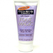 Palmers Cocoa Butter Foot Magic Moisturiser With Vitamin E - 130ml