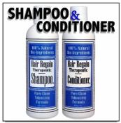 Regain Hair Loss Shampoo & Volumizing Conditioner Combo - 4 Month Supply