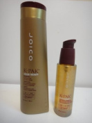 Joico K-Pack Colour Therapy Shampoo 300ml & Colour Therapy Restorative Styling Oil 100ml DUO