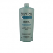 Kerastase Dermo-Calm Bain Riche Shampoo (Sensitive Scalps & Dry Hair) 1000ml/34oz