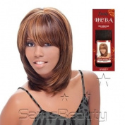Harlem125 Human Hair Blend Weave Heba Collection Wrap & Roll 25cm