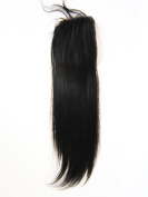 4x4 Lace Closure 30cm 100% Remy Brazilian Virgin Human Hair Straight Extensions