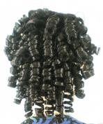 Cheerleader Ringlet Curl Drawstring Ponytail (1