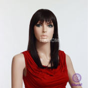 Long Brown Wigs for Women Stright Hair Wigs High Quality Wigs Discount Wigs for Sale Tf1661a-2/l33