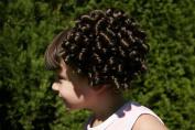 Cheerleader Ringlet Curl Drawstring Pigtails (12