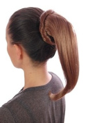Wrap Around Effect Drawstring Ponytail | Attachable Ponytail Hairpiece | Available in Six Shades