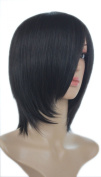 Anangelhair + Free Hair Cap Anangelhair  .   Including Hair Cap 13'' 30cm Straight Short Heat Resistant Daily Hair Cosplay Wig Hallowmas