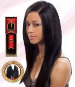 SAGA REMY MilkyWay Premium Quality 100% Human Hair INVISIBLE PART CLOSURE 30cm