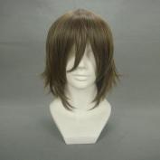 Antonio Fernandez Carriedo Sakura-LI SYAORAN Card Captor Hetalia Cosplay Wig
