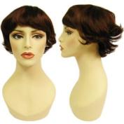 Auburn Red Felicia Wig