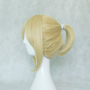 Mordor High Quality Vocaloid Kagamine Len Rin Mixed Golden Cosplay Party Full Hair Wig MJ