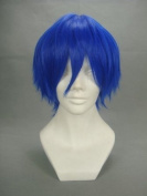Wigny VOCALOID-KAITO Cosplay Costume Wig 20cm