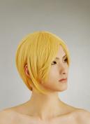The Xuanzang Sanzo Kulapika, Short Blonde Hair Cosplay Wig