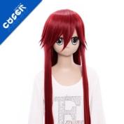 Black Butler Grell Sutcliff GH48 100cm 39.3inch 307g Lolita Wig Fashion Wig Cosplaywig Coserwig Anime Party Wig