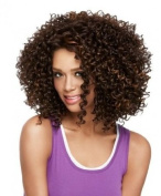 CURL-INTENSE Lace-Front Wig #1103 Created by Sherri Shepherd NOW line for LUXHAIR