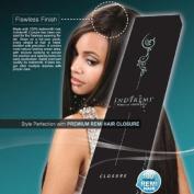 BOBBI BOSS IndiRemi Virgin Remi Hair - STRAIGHT CLOSURE