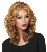 CASUAL CURL Lace-Front Wig #1101 Created by Sherri Shepherd NOW line for LUXHAIR