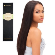 Sensationnel 100% Virgin Indian Remi Weave - BARE & NATURAL YAKY STRAIGHT - 30cm