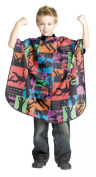 Andre Kid's Play Styling Cape, Multicolor
