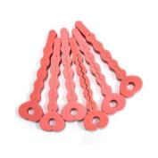 Soft Bendy Hair Rollers Foam Curlers Sponge 30 Pcs